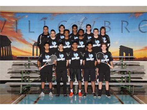 2018 Varsity Tennis