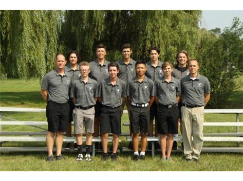 2018 Varsity Boys Golf