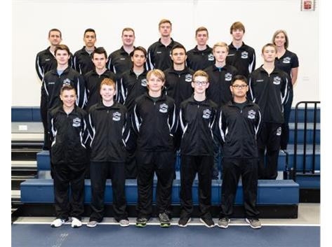 ATWB Boys Swim Team 2018-19