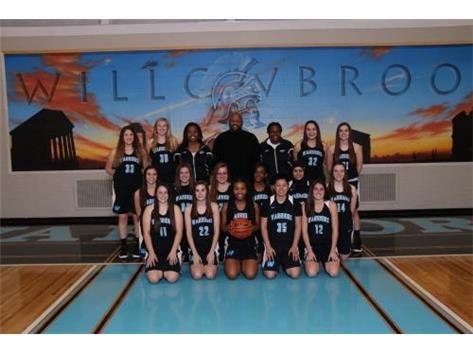 2018-19 Varsity Girls Basketball