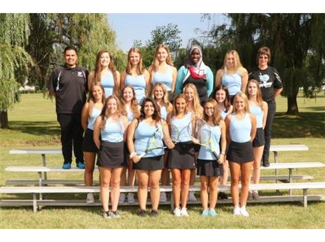 Girls 2019 Varsity Tennis