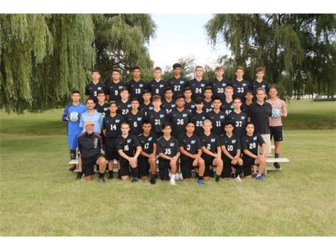 Boys 2019 Varsity Soccer