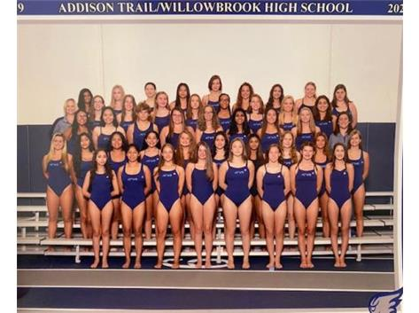 2019 AT/WB Swim Team