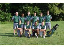 Boys F-S Golf