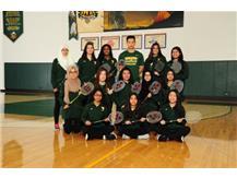 JV Badminton