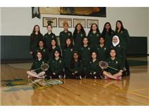 Freshmen Badminton