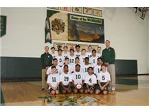 Freshmen Boys Volleyball