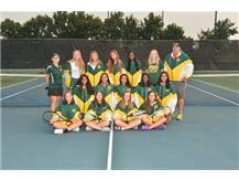 Varsity G. Tennis 2018