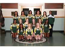 JV Cheer Team