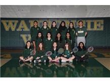 2019 JV Badminton