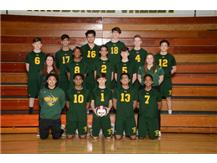 2019 Boys JV Volleyball