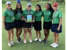 Girls Golf - '19 Aurora City Champions!!