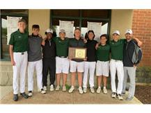 2019 Boys Golf DVC Conference Champions!!