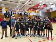 Boys Basketball - '19 Batavia Invite Champions