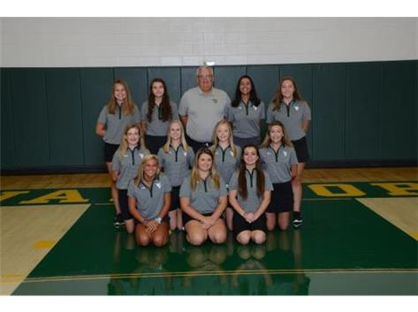 Girls Varsity Golf Team