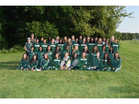 Girls Tennis Team