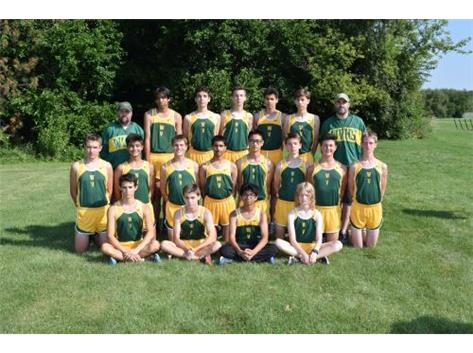 Boys F-S Cross Country