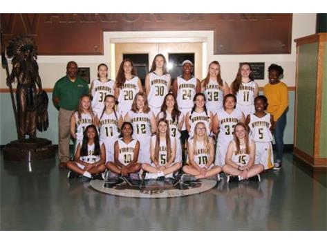 Freshman Girls Basketball