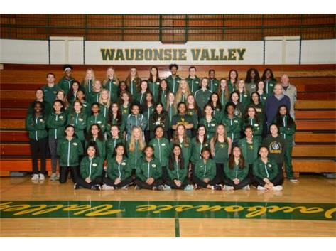 2019 Girls Track & Field