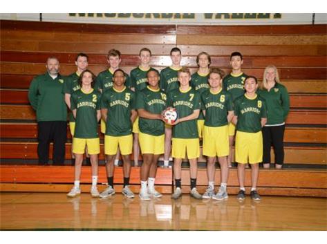 2019 Boys Varsity Volleyball
