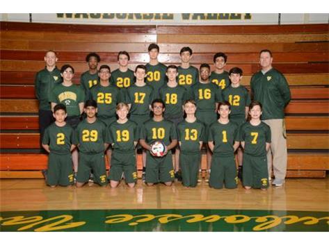 2019 Boys Freshmen Volleyball