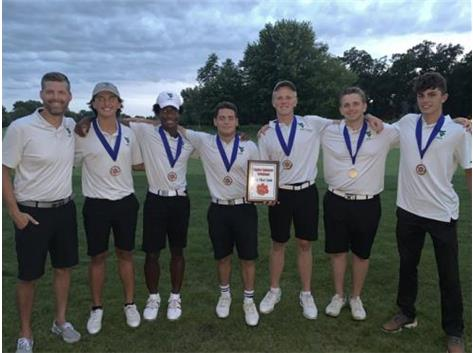'19 Panther Stableford Champions!!