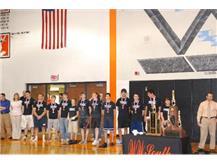 Gymnastics State Champion Assembly