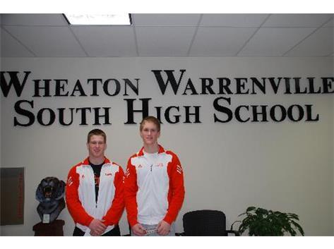 Evan Welsh and Steve Franke head to State!