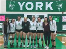 Congrats Senior Volleyball Girls