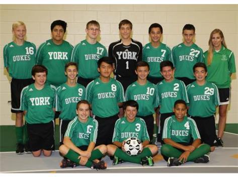 Freshman B Soccer