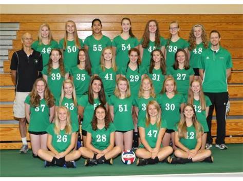 Freshman Girls Volleyball