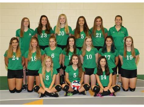 Sophomore Volleyball