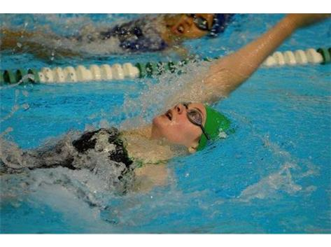 Swimming Action