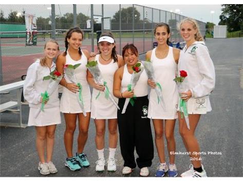 Senior Tennis Ladies - Good Luck!