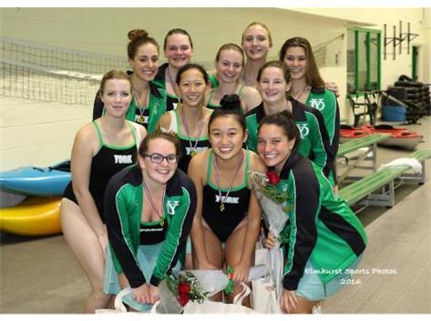 Senior Girls Swim