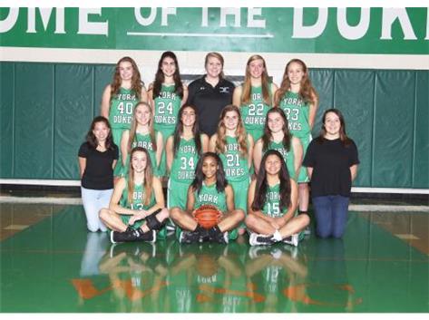 Sophomore Girls Basketball