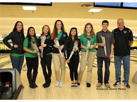 Senior Bowling - Good Luck All!