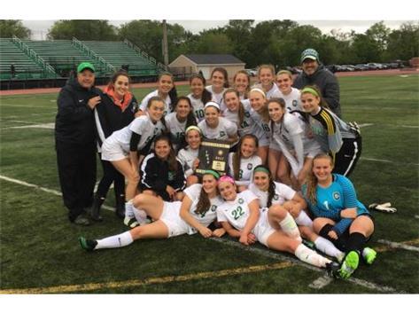 Regional Champs - Girls Soccer