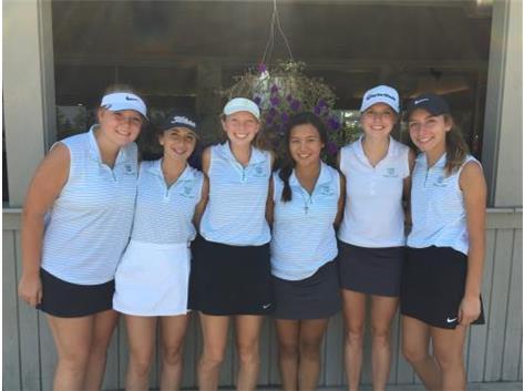 Varsity Girls Golf Placed 5th at Joliet Invite