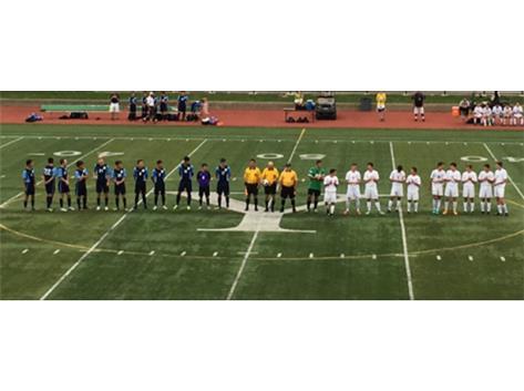 Varsity Soccer Home Opener vs Nazareth