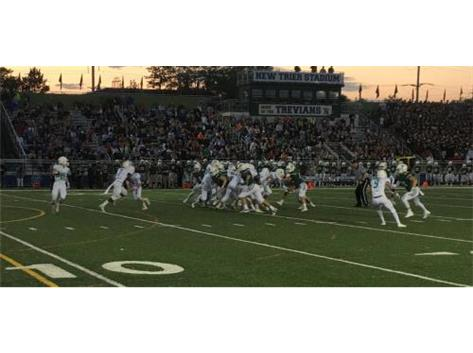 Football Action at New Trier