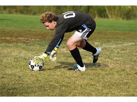 Freshman Soccer Action