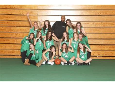 Sophomore Basketball Fun
