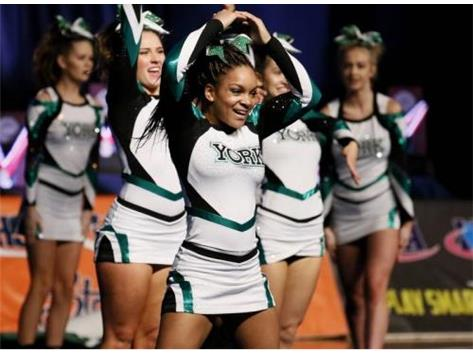 Cheer State Action