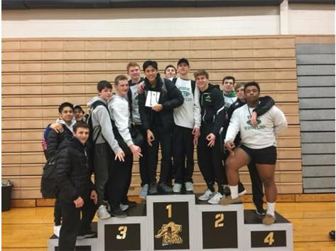 4th place at Kaneland Tournament