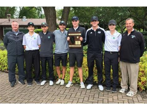 Regional Boys Golf Champs