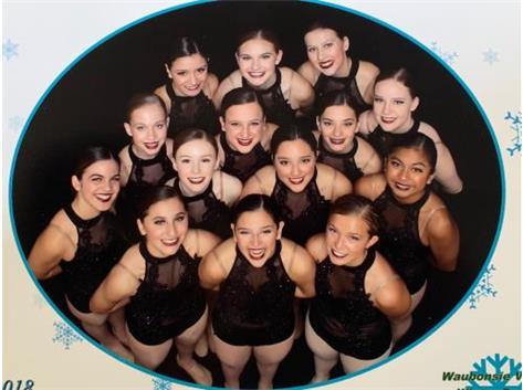JV Competitive Dance