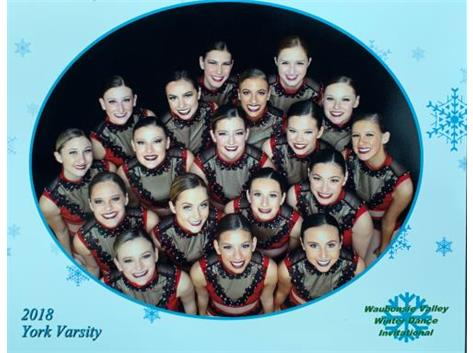 JV Competitive Dance