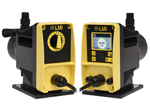 LMI PD Series NEW Chemical Metering Pumps