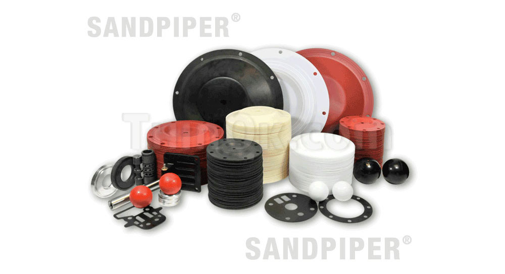 ThinQk Aftermarket Sandpiper Pump Repair Parts Manufacturer